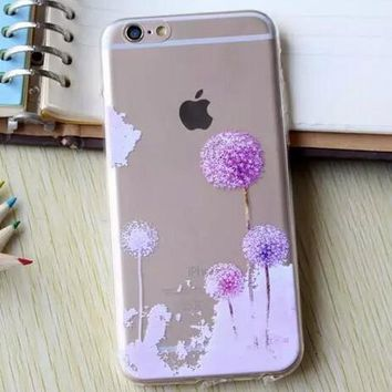 Hollow Out Dandelion iPhone 5se 5s 6 6s Plus Case Cover + Nice Gift Box 364-170928
