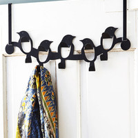 Bird Hooked On a Steel Wing Door Hooks by ModCloth