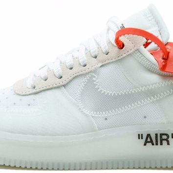 BC DCCK2 Off White x Nike Air Force 1
