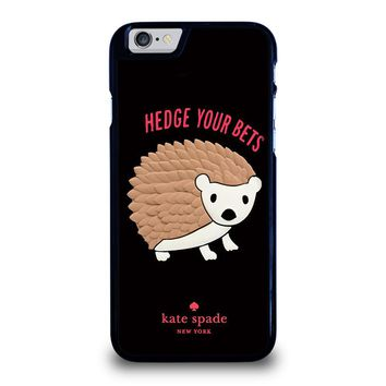 KATE SPADE HEDGE YOUR BETS iPhone 6 / 6S Case