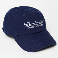 Been Trill x Budweiser Navy Strapback Dad Hat at PacSun.com