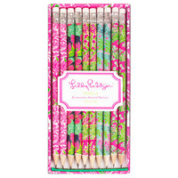 Lilly Pulitzer Pencils