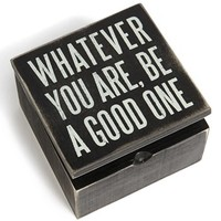 Primitives by Kathy 'Whatever You Are' Box Sign   Nordstrom