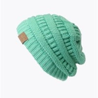 Knit Slouchy Beanie *Multiple Colors Available*