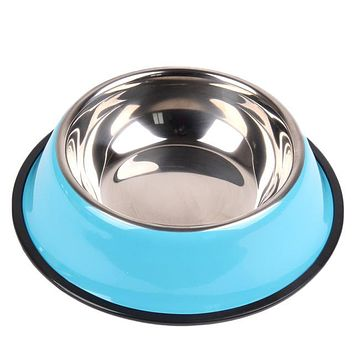 Travel Pet Dry Food Bowls for Cats Dogs