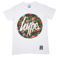 Hype 'Flower' T-shirt* - Hype - Brands