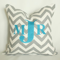 Add Monogramming to my Pillow(s) or your own item