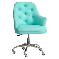 Tufted Desk Chair