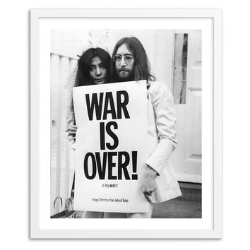 War Is Over, Photographs