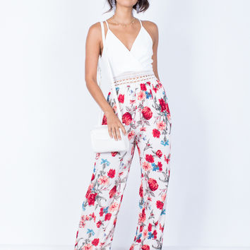 Crushin' on You Jumpsuit