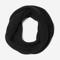 The Chunky Wool Infinity Scarf