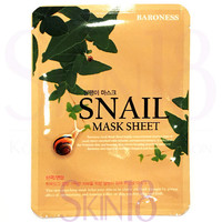 Baroness Snail Mask Sheet *exp.date 05/18*