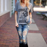 Football - Cuddle Top