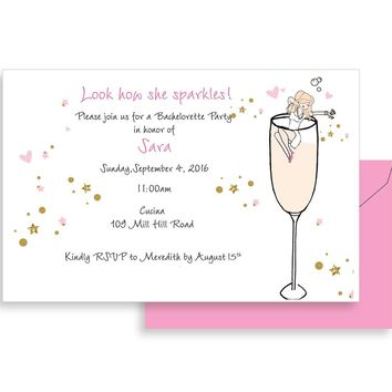 Bachelorette - Bubbly Bride!