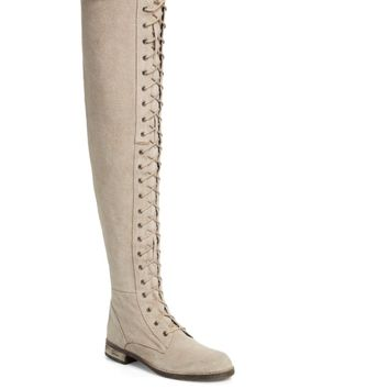 Free People Tennessee Over the Knee Boot (Women) | Nordstrom