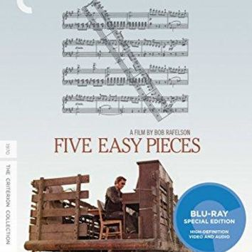 Jack Nicholson & Karen Black & Bob Rafelson-Five Easy Pieces