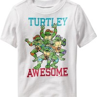 Old Navy Teenage Mutant Ninja Turtles Tees For Baby