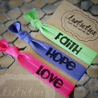 faith~hope~love