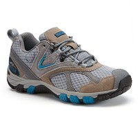 Pacific Trail Lawson Multi-Terrain Hiking Shoes - Women (Grey)