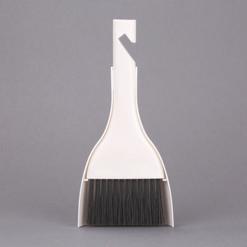 smart desktop hand broom set