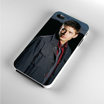 Jensen Ackles Dean Winchester iPhone 4s Case