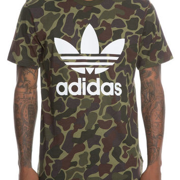 The Camo Tee in Multi