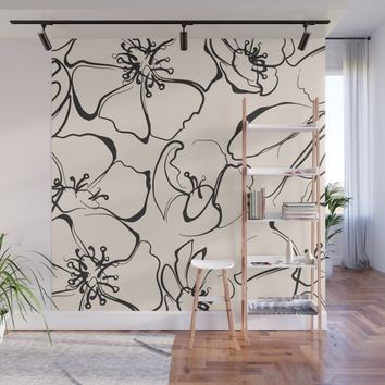 Adore Wall Mural by allisonreich