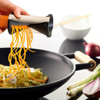 Cooking Tools Spiralizer Kitchen Tool Special Grater Slicer Compact Funnel Spiral Twister Vegetables Fruits Cutter Salad Chef