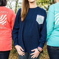 Monogrammed Fraternity Collection T-Shirt