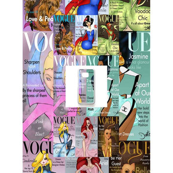 Vogue Disney Princess HTC One Case Available For HTC One M9 HTC One M8 HTC One M7