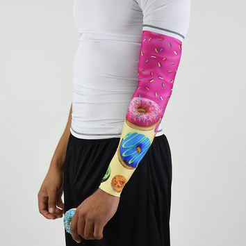 Donuts arm sleeve