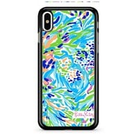 Lilly Pulitzer Sea Soiree iPhone X Case