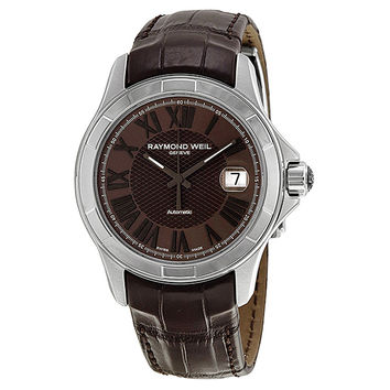 Raymond Weil Parsifal Mens Automatic Watch 2970-STC-00718