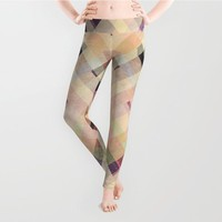 Patternwork XXVII Leggings by Metron