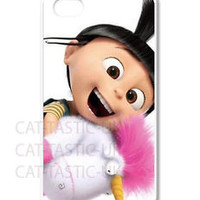 DESPICABLE ME 2 2013 iPhone 4,4s, 5, 5c , 5s CASE COVER MINION/MINIONS/AGNES