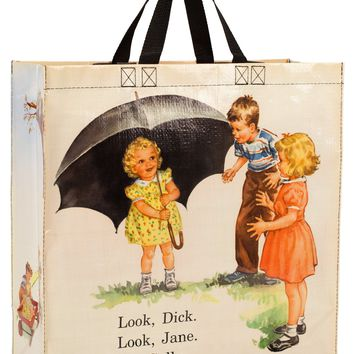 Dick & Jane Umbrella Shopper (Great for Groceries, Clothes, You Name It!)