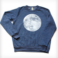 Unisex Full Moon Sweatshirt