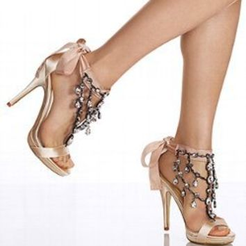 Chandelier Stiletto Sandal - Colin Stuart - Victoria's Secret