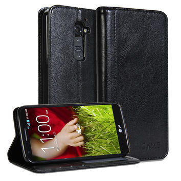 Wallet Case Simple for LG G2