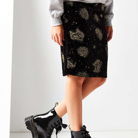 Dr. Martens Molly Patent Leather Lolita Boot - Urban Outfitters