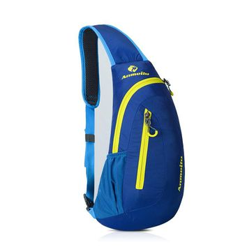 Anmeilu 8L Cycling Backpack Outdoor Sport Bicycle MTB Bike Bag Pack Cycling Bag Hiking Camping Backpack