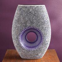 Recycled-Paper-Vase - Gaiam
