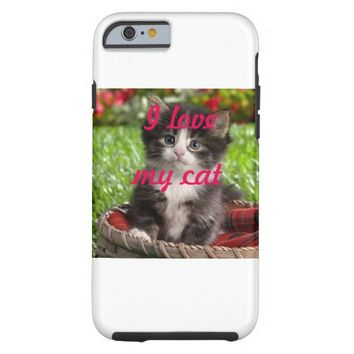 cat&phone tough iPhone 6 case