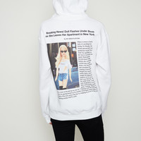 Breaking News Sweatshirt