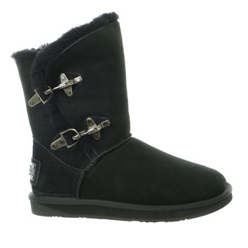 Australia LUXE Collective Renegade Leather Sheepskin Winter Boot - Womens