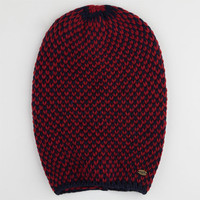 Neff Cyder Beanie Red One Size For Women 24777830001