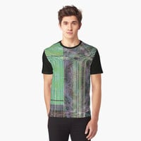 'Window into Aesthetics' Graphic T-Shirt by ChessJess