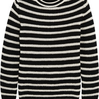 IRO - Shelton striped knitted sweater