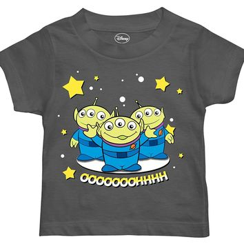 Disney Little Boys  Toddler Toy Story Happy Alien T-Shirt 0c12965e01