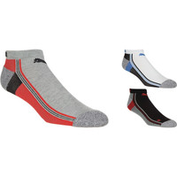 Puma Mens Arch Support 3 Pack Low-Cut Socks